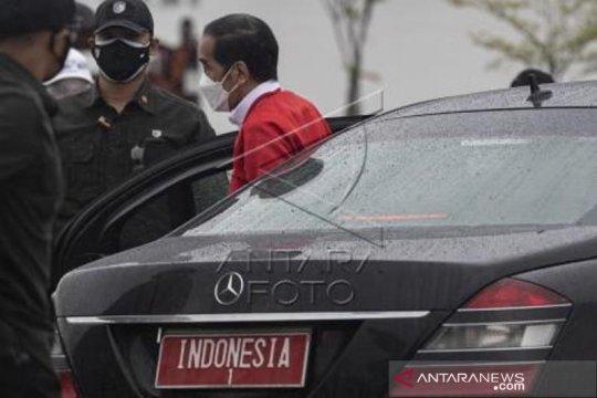 Presiden Resmikan Tol Palembang - Kayu Agung