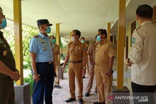 Seluruh pasien COVID-19 di pusat karantina SKB Tanjung Pandan sembuh