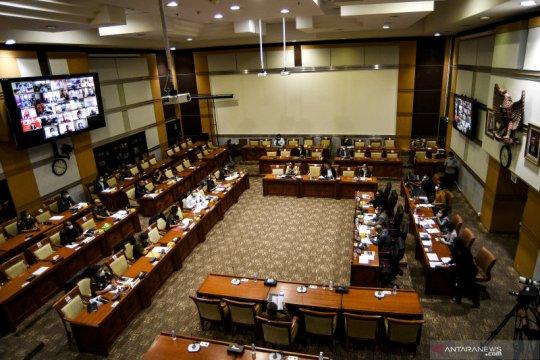 Komisi III DPR minta Jaksa Agung tingkatkan kualitas penanganan perkara