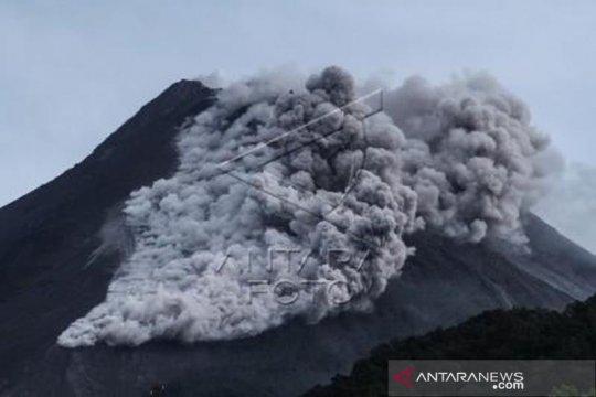 Erupsi Gunung Merapi