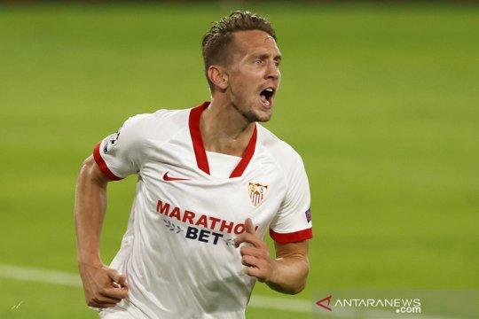 Gasak Valencia 3-0, Sevilla ke perempat final Copa del Rey