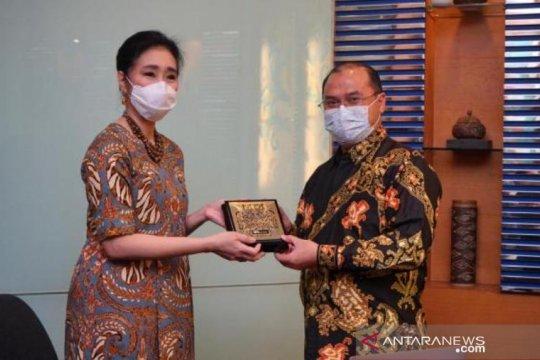 Pemprov Bangka Belitung  gandeng BRI terapkan kartu kendali LPG subsidi