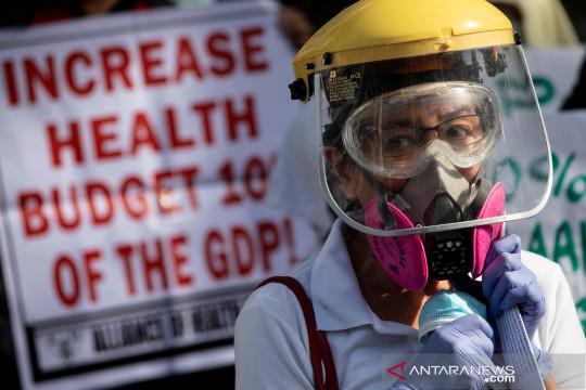 Filipina catat kematian keempat COVID-19 Delta