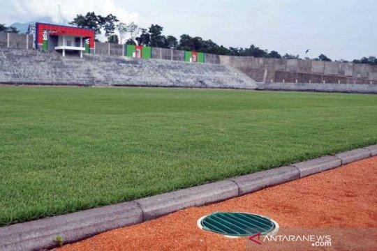 Pembangunan Stadion Kebo Giro Boyolali 2021  dianggarkan Rp12 miliar