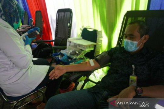 Pertamina kembali gelar donor darah dalam rangka peringatan bulan K3