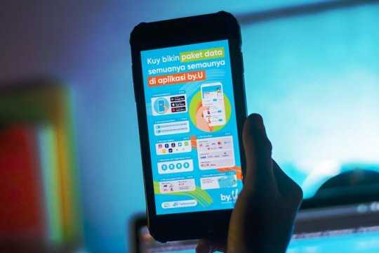 Indonesia membutuhkan ratusan juta pekerja bidang digital pada 2025