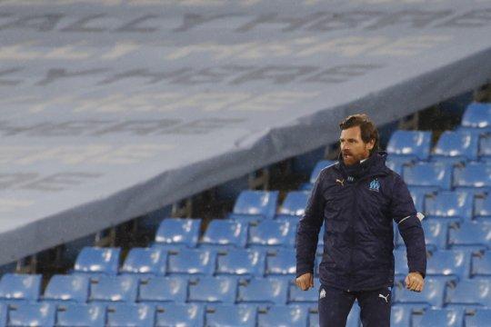 Marseille skorsing sementara pelatih Villas-Boas karena komentarnya