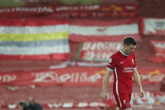 Liverpool menelan dua kekalahan beruntun di Stadion Anfield