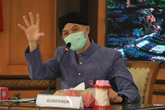 Gubernur Jateng ajak warga berempati pada korban COVID-19