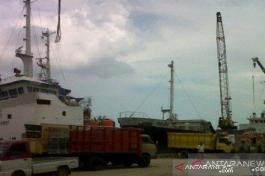 BPS: Bongkar barang Pelabuhan Babel turun 36,69 persen
