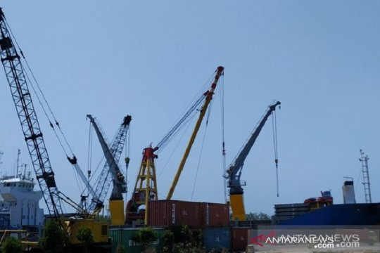 BPS: Impor Bangka Belitung melonjak 362,04 persen