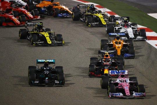 Domenicali:  Musim Formula 1 bisa dimulai dengan dua balapan di Bahrain
