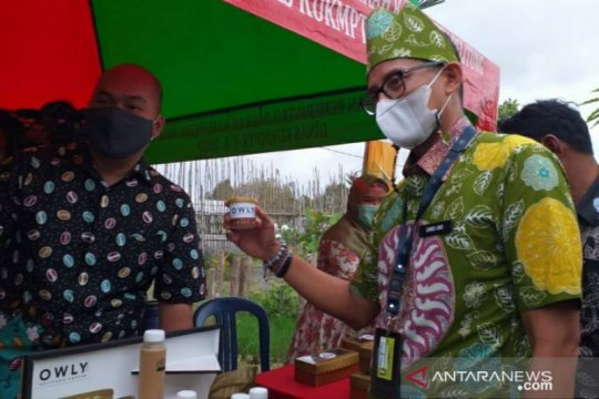 Menparekraf dorong pelaku ekonomi Belitung tingkatkan kapasitas produk