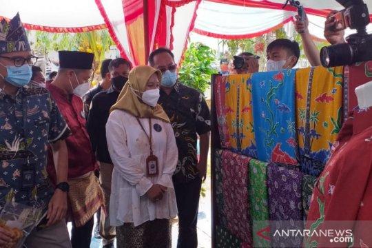Menteri Sandiaga dorong pemulihan ekonomi kreatif saat pandemi