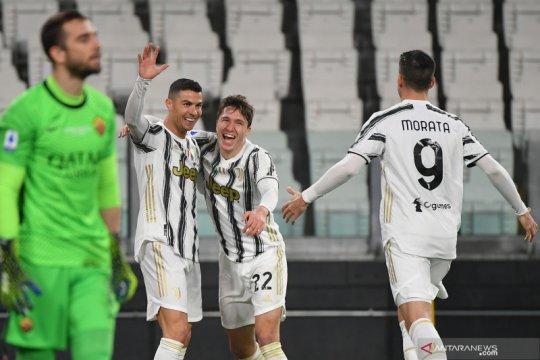 Klasemen Liga Italia: Juventus kini duduki posisi ketiga di klasemen