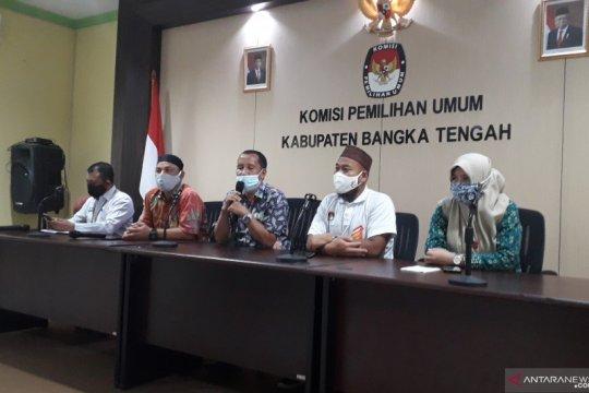KPU Bangka Tengah melakukan pemutakhiran data pemilih berkelanjutan