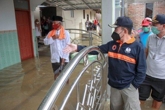 Banjir terjang 42 desa di Kabupaten Pati