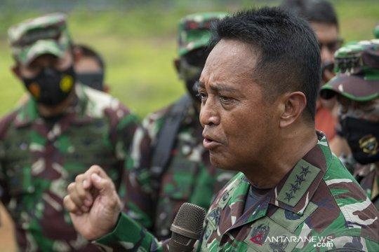 Kasad: TNI AD siap terus kawal pemulihan pascagempa di Sulawesi Barat