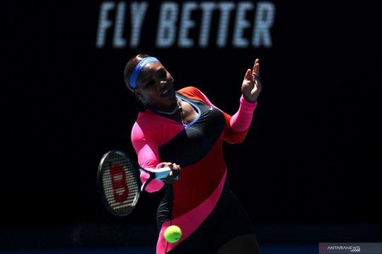 Serena Williams ke putaran ketiga Australian Open