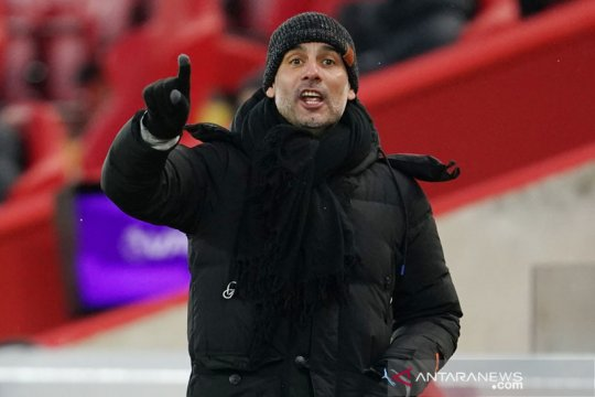 Guardiola catat kemenangan ke-200 bersama Manchester City