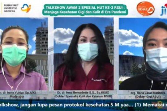 Dokter: Harus periksa rutin gigi dan mulut di masa pandemi