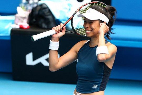 Hsieh Su-wei buat sejarah maju ke perempatfinal Australian Open