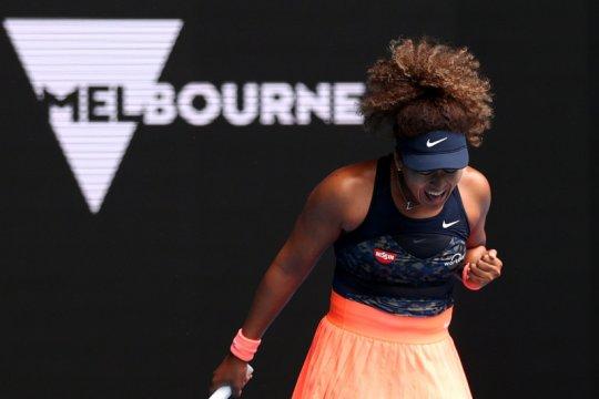 Osaka melaju ke perempatfinal Australian Open