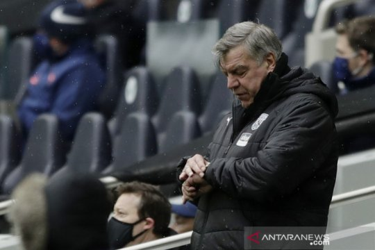 Allardyce berharap keberuntungan berpihak ke West Brom,  jelang lawan MU