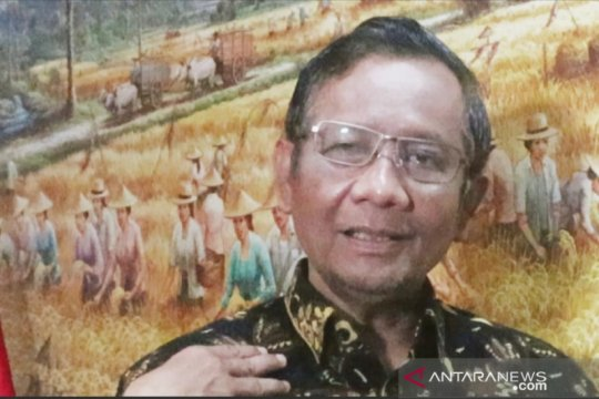 Mahfud : Pemerintahan Jokowi-Ma'ruf terbuka terhadap kritik