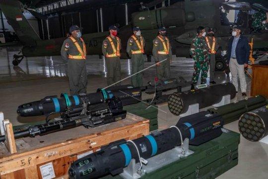 Kunjungan kerja DPR di di Skadron-11/Serbu Puspenerbad Page 1 Small