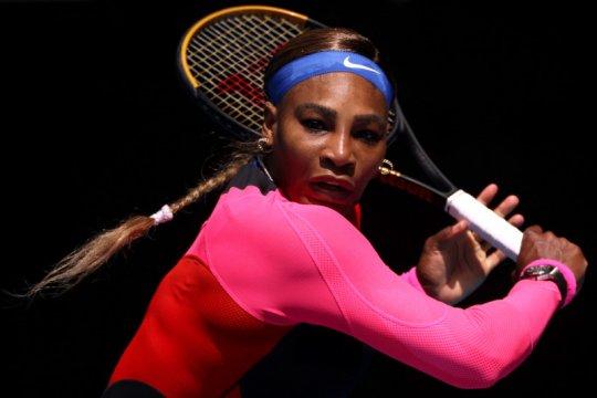 Pelatih: Serena Williams tak ngebet samai rekor Margaret Court