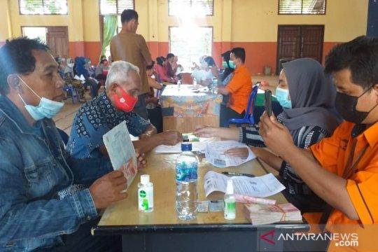 Kantor Pos Tanjung Pandan mulai salurkan BST tahap 11