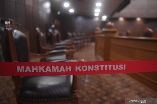 MK gelar sidang putusan untuk 30 perkara sengketa hasil pilkada