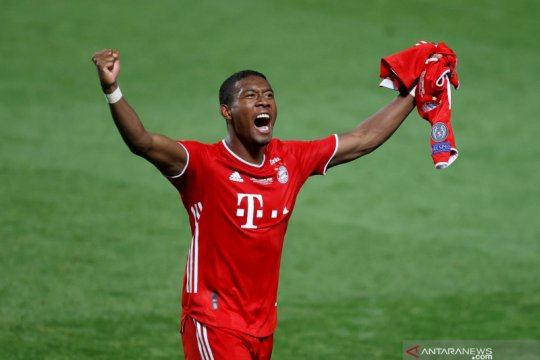 David Alaba tinggalkan Muenchen akhir musim ini