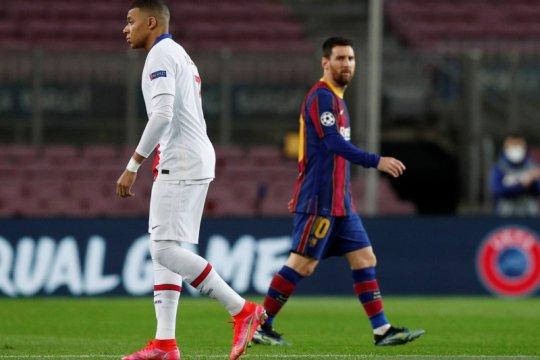 Griezmann: Mbappe akan mencapai tingkat Messi dan Ronaldo