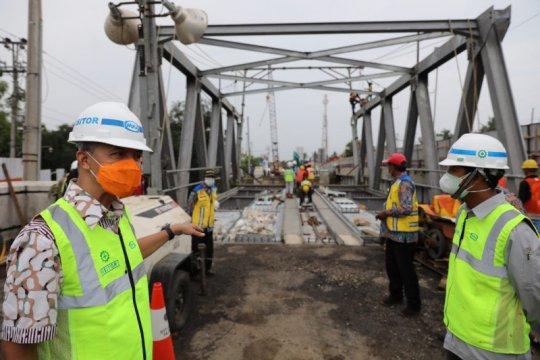 Ganjar cek percepatan perbaikan Jembatan Rembun
