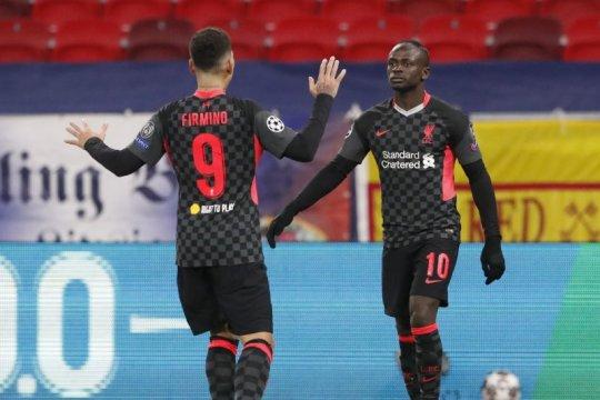 Liga Champions, Liverpool tundukkan Leipzig 2-0
