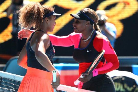 Osaka melaju ke final Australian Opena usai taklukkan Williams