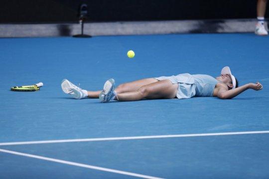 Brady tantang Osaka di final Australian Open