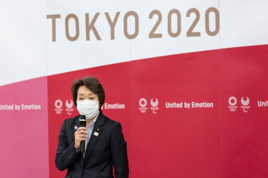 Seiko Hashimoto diangkat sebagai ketua Olimpiade Tokyo 2020
