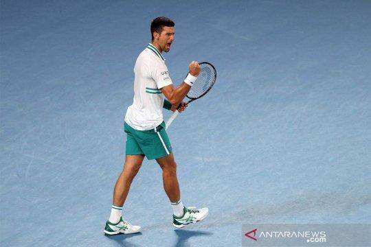 Djokovic sabet gelar Australian Open kesembilan