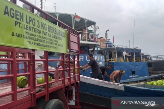 Pemkab Bangka usulkan tarif jarak distribusi LPG Rp25