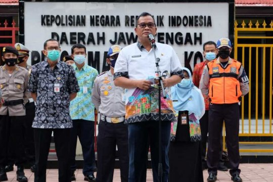 Wali Kota Magelang minta PPKM mikro dilaksanakan maksimal
