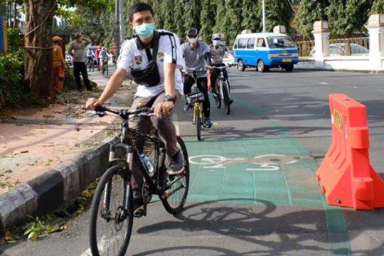 Kota Magelang ajukan tambahan jalur sepeda