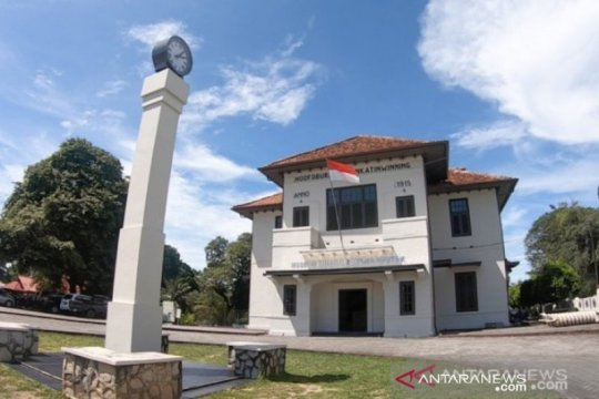 28 objek wisata Bangka Barat diusulkan sebagai warisan geologi