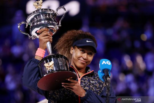 Osaka juara Australian Open