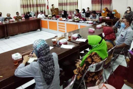 Pemkot Magelang menjaring saran ekonomi kerakyatan dari pelaku UMKM