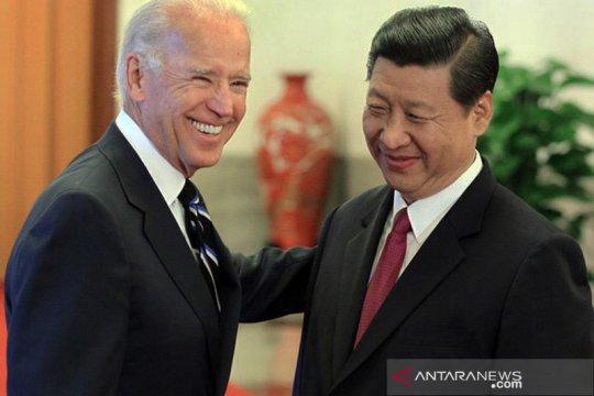 Presiden AS bantah tawaran pertemuan yang ditolak Xi Jinping