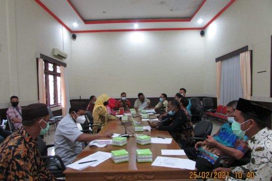 Disperindag Babel - DPRD Bateng duduk Bersama Cari Solusi Permasalahan Gas 3 Kg