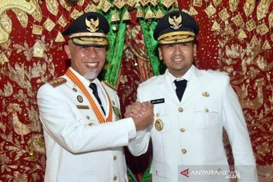 Presiden melantik Gubernur-Wagub Sumatera Barat 2021-2024